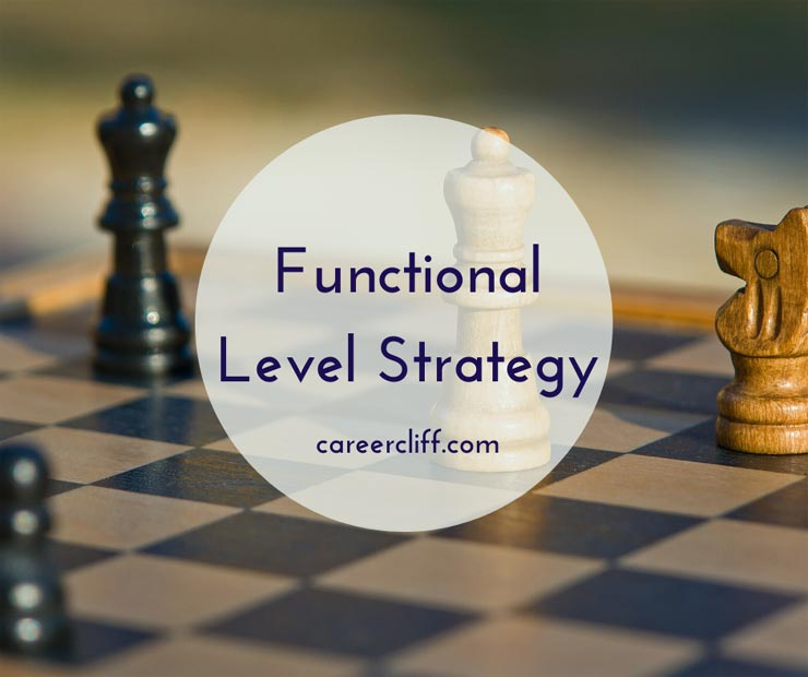 functional level strategy