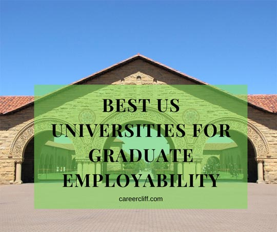 Best US Universities for Graduate Employability