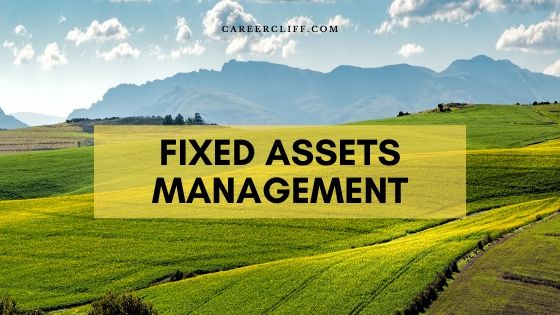 Fixed Assets Examples