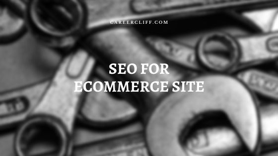 seo for ecommerce site