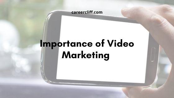 importance of video marketing