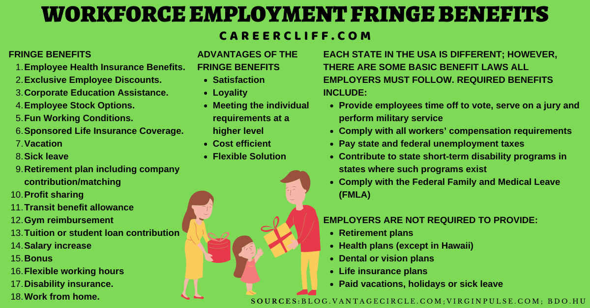 employment fringe benefits fringe benefits tax employees non taxable benefits for employees de minimis employee benefit payroll tax fringe benefits employee fringe benefits 2018 child care fringe benefit irs publication fringe benefits health insurance fringe benefit employee fringe benefits taxable taxable benefits for employees tax exempt body entertainment fringe benefit