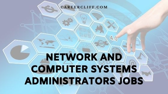 network and computer systems administrators jobs