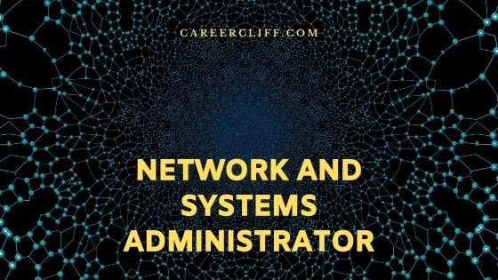 network and systems administrator