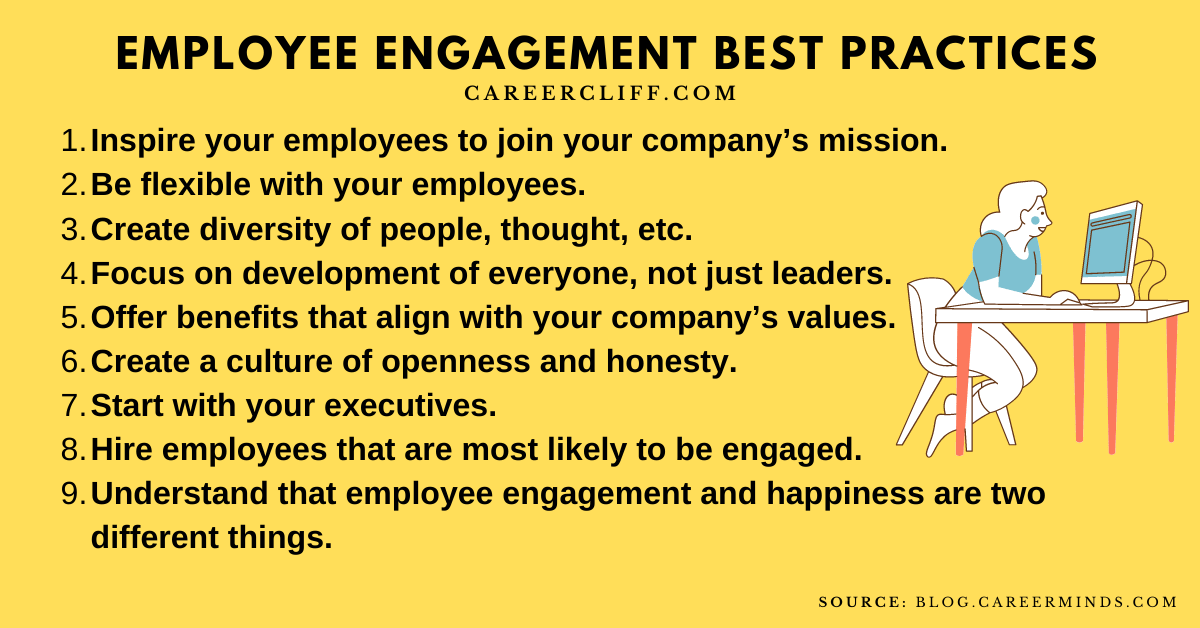 employee engagement best practices employee engagement best practices 2018 best practices for responding to employee engagement survey results leadership best practices that improve employee engagement best practices in employee engagement activities employee engagement committee best practices engagement survey action planning best practices engagement action planning best practices employee satisfaction survey best practices