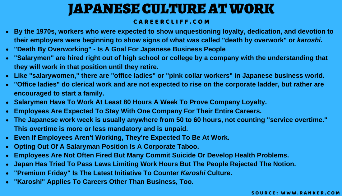 japanese culture at work japanese working culture ethics japanese work culture facts japanese company culture japanese workplace culture japanese hard working mentality japanese overtime culture japanese company work culture japanese office work culture japanese culture of work japanese culture jobs