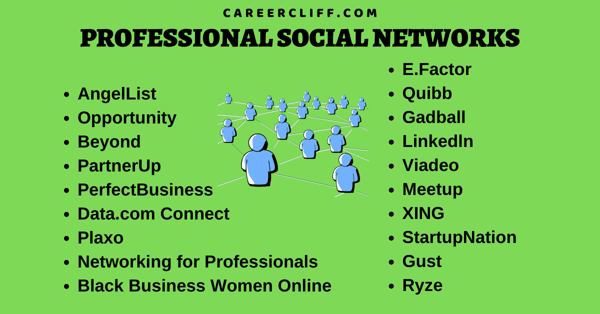 professional social network