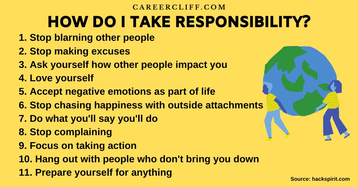 i take responsibility i take responsibility for my actions i take full responsibility letter i took responsibility i am taking full responsibility