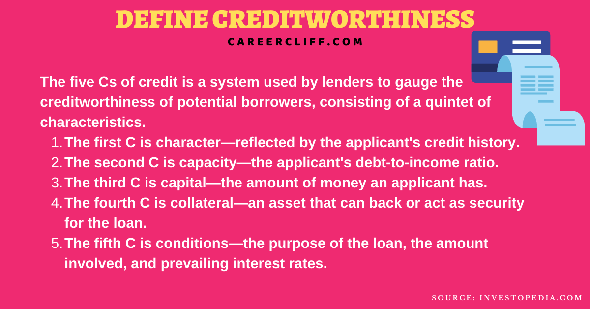 define creditworthiness how to pronounce creditworthiness creditworthiness synonym creditworthiness meaning in hindi creditworthiness examples why is creditworthiness important creditworthiness of a company creditworthiness factors what does creditworthiness mean brainly how do creditors judge your character? creditworthiness calculator creditworthiness meaning in hindi how to pronounce creditworthiness creditworthiness synonym the most well-known credit scoring system is creditworthiness meaning in tamil creditworthiness meaning in bengali how do lenders use credit scores creditworthiness meaning in telugu creditworthiness meaning in kannada credit worthiness meaning in malayalam creditworthiness in malay creditworthiness quizlet what is included in your credit report? creditworthiness one word or two creditworthiness information home ownership what are the three types of charge accounts? creditworthy synonym creditworthy in a sentence creditworthy or credit worthy creditworthy meaning in bengali creditworthy opposite how to pronounce creditworthy what is credit status creditworthiness in tagalog nab check credit score credit builder loan australia interbank credit nab personal loan to improve credit score credit worthiness synonym credit cards definition economics 3 factors that affect credit worthiness credit score definition economics annual percentage rate definition economics define creditworthiness in banking define creditworthiness synonym define creditworthiness report define creditworthiness simple define creditworthiness in accounting define creditworthiness in business define the word creditworthiness define credit creditworthiness define company creditworthiness define the term creditworthiness define government creditworthiness creditworthiness can be defined as