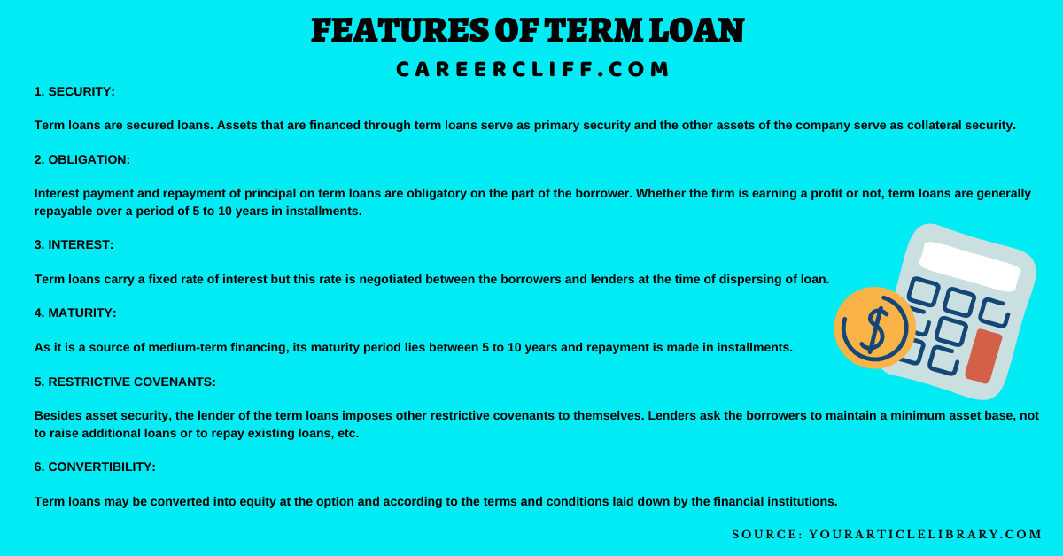 features of term loan negative amortization feature characteristics of short term financing types of term loan what is term loan advantages and disadvantages of term loan term loan example term loan procedure sources of term loan source of term loan term loan interest rate source of term loan term loan appraisal ppt appraisal of short term finance working capital term loan assessment meaning of term loan explain the importance of working capital sources of term loan what is fixed rate interest what is security in loans? short term loan long-term loans examples medium-term loan short-term loan example term loan meaning in hindi what is collateral security short term loan is current liabilities medium term loan period short-term finance examples long-term credit medium term finance types of term loans in india term loan agreements covenants refers to term loan eligibility calculator advantages of credit rating to the investors steps involved in term loans reserve bank of india is an cash credit appraisal credit appraisal report sample appraisal report by financial institutions term loan meaning with example term loan malaysia term loan vs bond how term loans are assessed what is term loan in sbi term loan sbi term loan vs demand loan term loan vs overdraft meaning and features of term loan features of long term loan features of short term loan features of medium term loan features of bank term loan key features of term loan discuss the important features of term loans in india list the features of term loans various features of term loans special features of term loans five features of term loans features of short term loans features of medium term loans