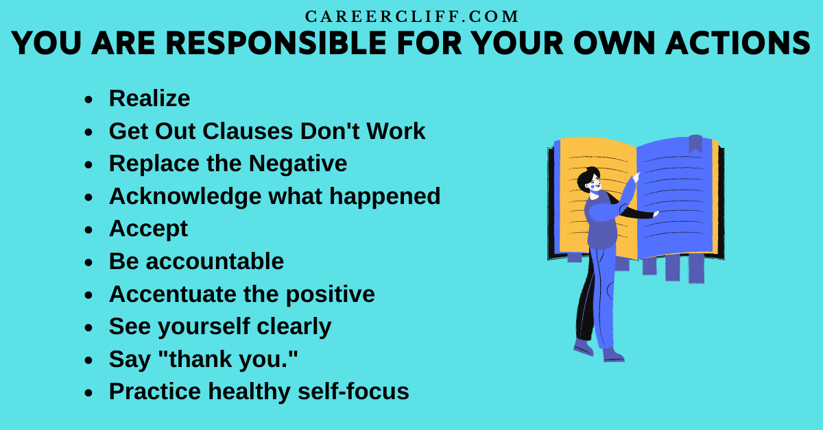you are responsible for your actions quotes you are responsible for your own actions you are responsible for your actions