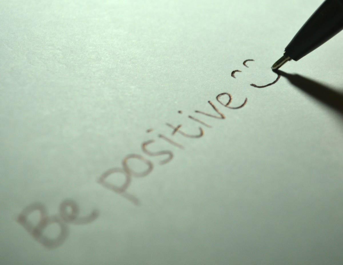 advantages of having a positive attitude